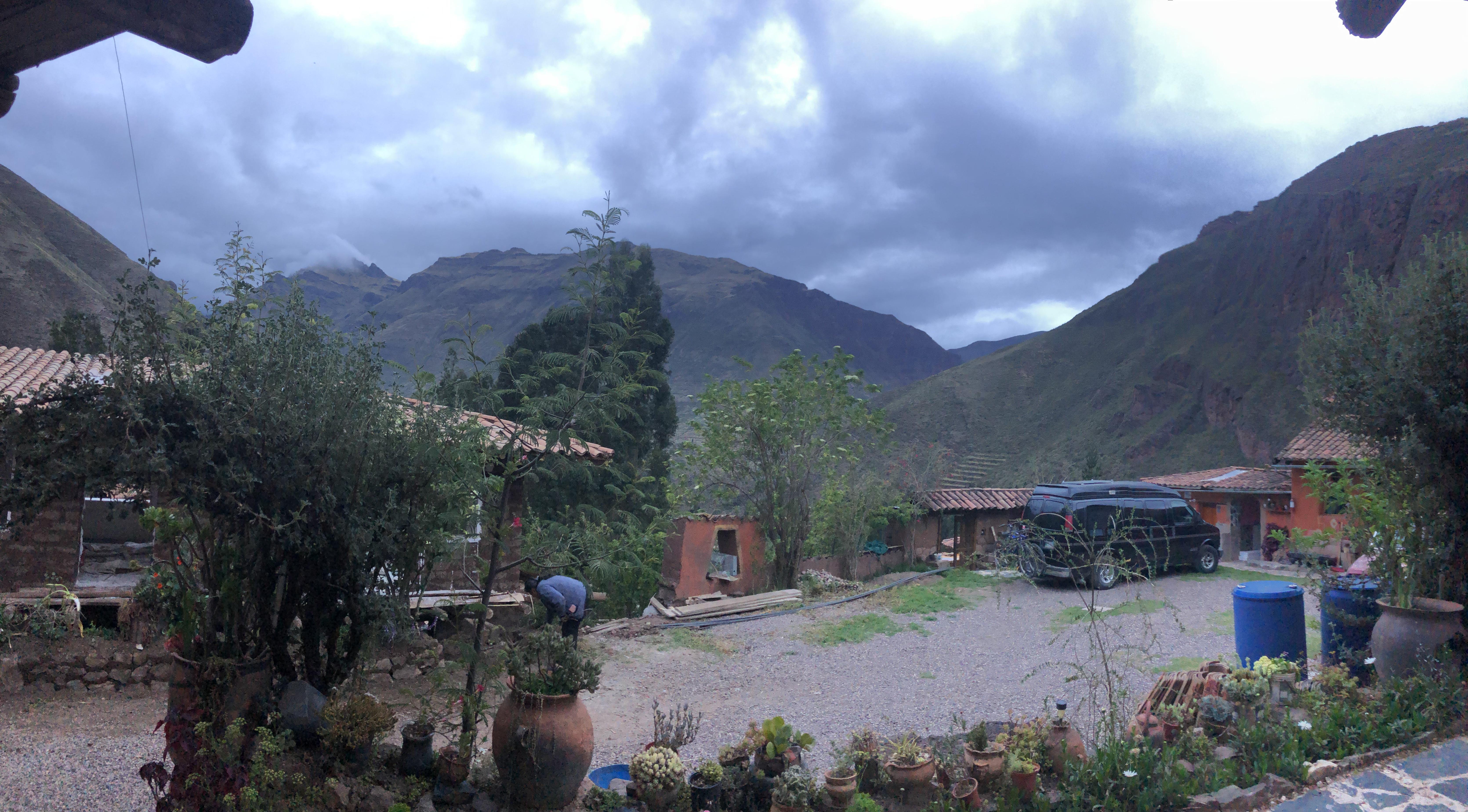 Casa Camacho, Pisac, Peru